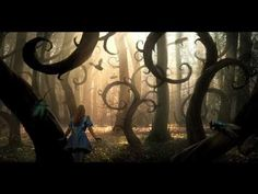 Alice in Wonderland - Visual Effects Highlights - YouTube