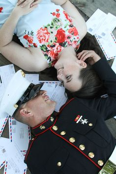 Ideas for wedding pictures military marine corps Military Couple Pictures, Military Couples, Military Love, Military Girlfriend, Marine Girlfriend Pictures, Army Wedding, Wedding Pictures, Military Weddings, Wedding Ideas