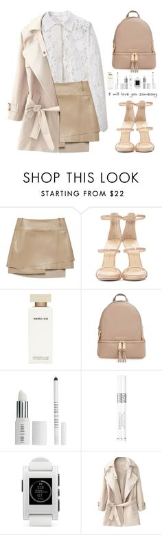 """""""There's so much more that you don't know yet"""" by alexandra-provenzano ❤ liked on Polyvore featuring Balenciaga, Helmut Lang, Giuseppe Zanotti, Narciso Rodriguez, MICHAEL Michael Kors, Lord & Berry, Christian Dior and Pebble"""