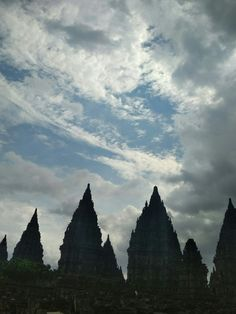 Prambanan Tample Indonesia