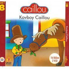 Caillou Çizgi Film ( Kovboy Caillou )