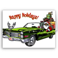 Happy Holidays Greeting Cards