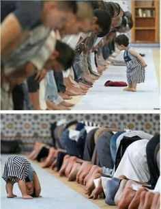 May allah bless us all with pious children