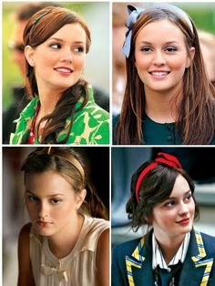 Blair Waldorf is my new style heroin. She is right up there with Jackie O and Audrey Hepburn.