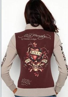 ed hardy hoodies-women-11, on sale,for Cheap,wholesale