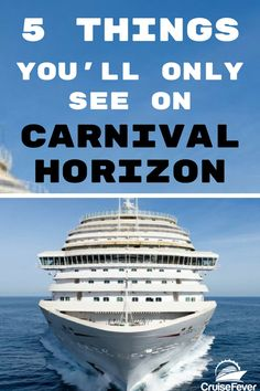 Carnival Horizon was recently welcomed to the Carnival Cruise Line fleet as the second ship in the Vista class, joining sister Carnival Vista, which Aruba Cruise, Cruise Travel, Caribbean Cruise, Cruise Vacation, Vacation Places, Carnival Excursions, Carnival Cruise Tips, Family Friendly Cruises, Best Cruise Ships