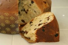 All Our Fingers in the Pie: Panettone - Italian Christmas Bread