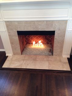 Gas Fireplace | Gas Fireplaces | Pinterest | Gas fireplaces and ...