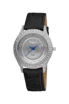 Akribos XXIV Women's Diamond Brilliance Watch