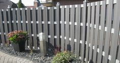 Outdoor Fence - High Strength Wood Plastic Fence Price In  Uk