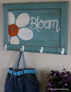 Beyond The Picket Fence: Bloom