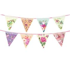 Utterly Scrumptious - Bunting £6.50 #podpastels