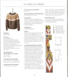 Intarsia Patterns, Knit Patterns, Knitting Paterns, Free Knitting, Nordic Sweater, Men Sweater, Fair Isle Chart, Icelandic Sweaters, Crochet Coat