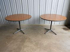 Herman Miller Eames 36 Round Table White 10 AVAILABLE monterey