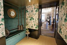 Our Hollyhock Lounge at Kips Bay 2014