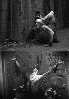Welcome to Horror Land Horror Films, Horror Art, Horror Stories, Creepy Horror, Creepy Art, Silent Hill, My Demons, Dark Photography, Scary Movies