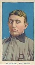 1910 American Caramel (E90-2) #10 Honus Wagner Front