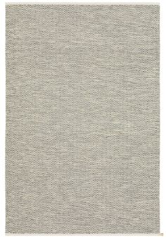 Ingrid Woven Wool Rug Color: White Beige Size: 7'10 x 10