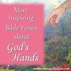 Can you see God's hands in your life? I hope so. And I pray that you will find comfort and encouragement in His hands today. Biblical Marriage, Biblical Womanhood, Spiritual Guidance, Spiritual Life, Bible Verses For Hard Times, Christian Women Blogs, Law Of Attraction Affirmations, Abraham Hicks Quotes, Bible Knowledge