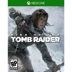 Featuring epic, high-octane action moments set in the most beautiful hostile environments on earth! Rise Of The Tomb Raider! http://www.overstock.com/10217867/product.html?cid=245307