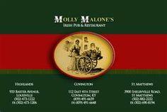Molly Malone Louisville KY
