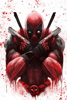 Deadpool: The Merc With The Mouth Deadpool Wallpaper, Avengers Wallpaper, Deadpool Images, Deadpool Pictures, Deadpool Chibi, Deadpool Art, Deadpool Tattoo, Marvel Art, Marvel Heroes