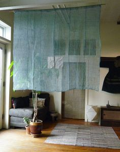 Sri - HempCottonKaya. Blog about Japanese folk textiles - nice.