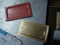 S6 edge embo mold rubber mold