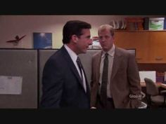 The Office - Toby's return Unexpected reaction to coworker