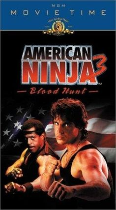 American Ninja 3: Blood Hunt 1989