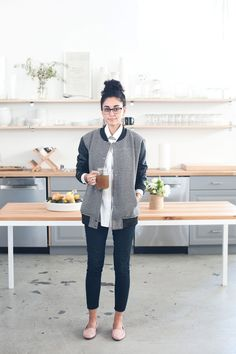 How to live and dress like a minimalist, courtesy of Everlane