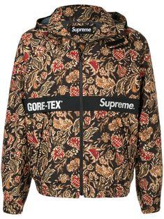 Supreme Jacke Mit Gore-tex-riemen In Multicolour Supreme, Nylons, Designer Jackets For Men, Star Fashion, Mens Fashion, Sneaker Store, Youth Culture, Black Women Fashion, Gore Tex