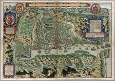 """Em meados do século XVI, Goa tinha se tornado uma cidade colonial grande o suficiente para ganhar a alcunha de """"Roma do Oriente"""". Suas ruas e praças tinham cinquenta igrejas e numerosos conventos, hospícios e colégios, onde trabalhavam milhares de eclesiásticos. Sua imponente catedral branca era a sede de um arcebispado cujo domínio se estendia …"""