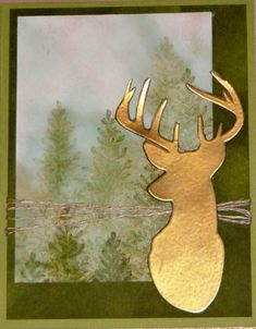 Oh! Deer by lkarr309 - Cards and Paper Crafts at Splitcoaststampers