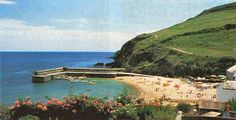 Gorran Haven, Cornwall- a beautiful, little beach town