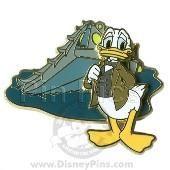 Donald with the Nautilus