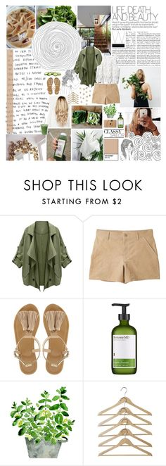 """""""i'm back"""" by wild3st-dreams ❤ liked on Polyvore featuring moda, KEEP ME, Organic by John Patrick, Kenneth Cole Reaction, ASOS, Poketo e Perricone MD"""