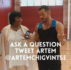 LIVE Rehearsals Today 1-2pm PST/4-5pm EST for ARTEM & PATTI @artemchigvintse @MsPattiPatti  http://abc.go.com/shows/dancing-with-the-stars/all-access …