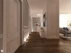 Hol / Przedpokój styl Klasyczny - zdjęcie od TISSU Architecture - Hol / Przedpokój - Styl Klasyczny - TISSU Architecture