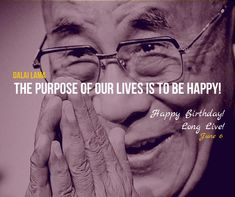 A man of overflowing wisdom was born today. Thank you for all the life lessons, Dalai Lama! Dalai Lama, Online Marketing Agency, Get Gift Cards, New Rochelle, Suite Life, Our Life, Travel Quotes, True Stories, Destiny