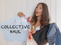 COLLECTIVE HAUL! Asos, Zara, Missguided, Style Moi... Video. Youtube. Shopping. Trendencies TV