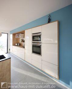 Finde Moderne Küche Designs: Haus Mit Zukunft | Architekten Erfurt Und  Coburg.