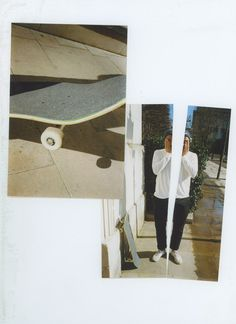 Eric Koston, shot by Dexter Navy
