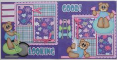 scrapbook ideas from Treasure Box Desings Scrapbook Paper Crafts, Scrapbook Pages, Cricut Craft, Treasure Boxes, Scrapbooking Layouts, Paper Piecing, Making Out, Crafts To Make, Kids Rugs