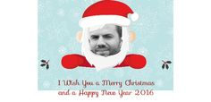 I wish you a Merry Christmas and a Happy New Year!