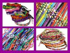 Friendship Bracelets - handmade by artisans in Peru