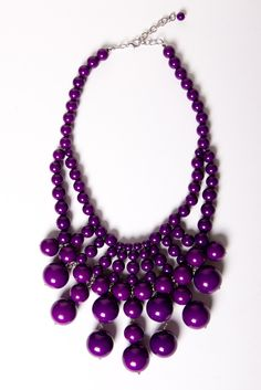 Be-baubled necklace