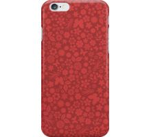 Flower and butterfly Pattern by chayground | Redbubble #chayground #iphone #iphonecase #iphone6 #iphone5 #iphone4
