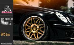 Vip Modular Wheels - VR13 Gold