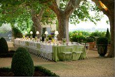 """A house in Provence: """"Mas de Baraquet""""."""